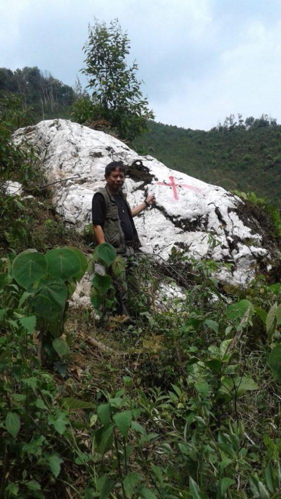 Dự án khai thác mỏ đá Thạch Anh tại Lào