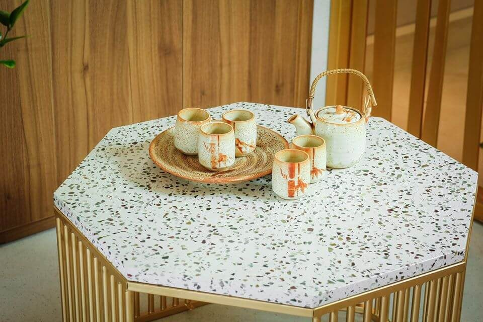 Ứng dụng của đá thạch anh trong ngành công nghiệp trang trí nội thất