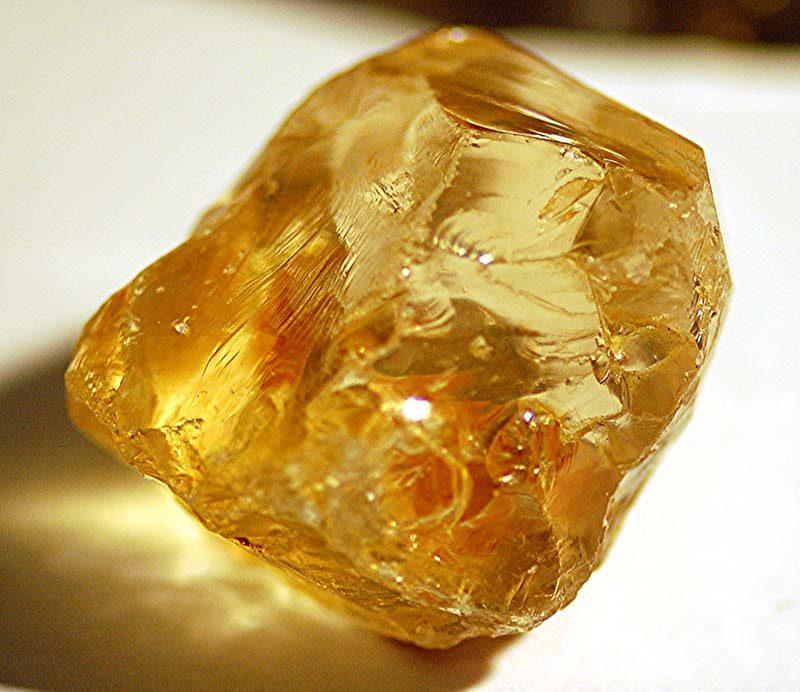 Thạch anh vàng