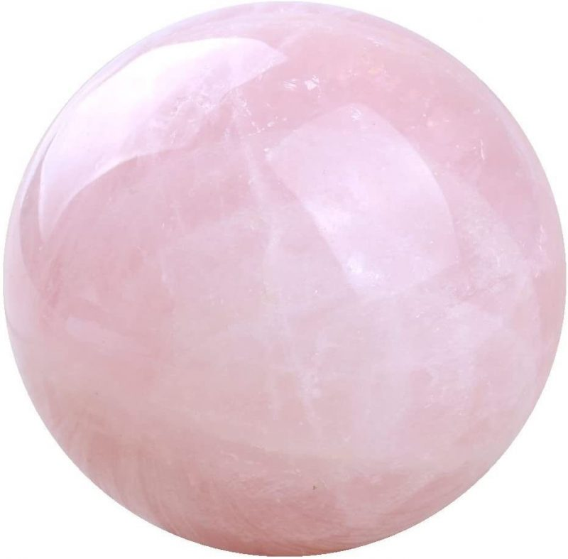 Thạch anh hồng - viên đá của tình yêu