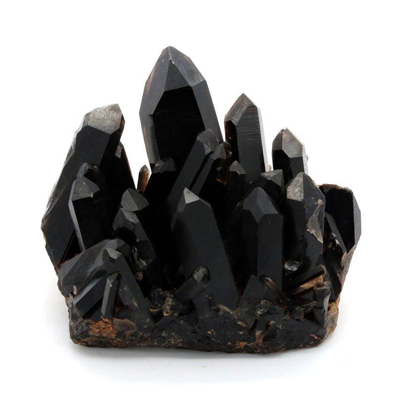 Công dụng của đá thạch anh đen